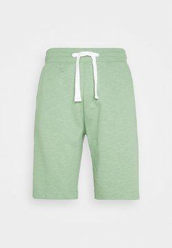 TOM TAILOR - Shorts - light mint green