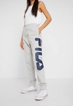 Fila Tall - PURE PANTS - Jogginghose - light grey melange