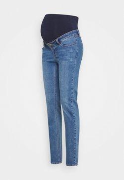 Ripe - TYLER CLASSIC SLIM LEG - Vaqueros slim fit - blue