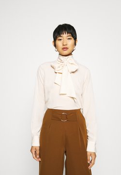 Sisley - BLOUSE - Bluse - off-white