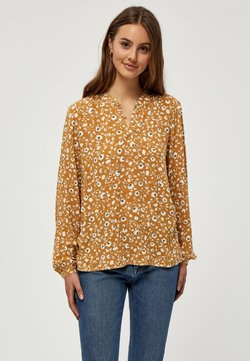 PEPPERCORN - LEAH - Bluse - spruce yellow pr
