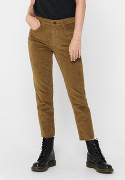ONLY - Straight leg jeans - toasted coconut