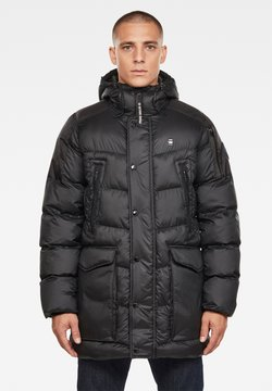 G-Star - WHISTLER HOODED - Winterjacke - dk black