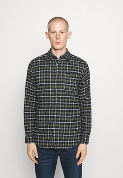 Jack & Jones - JJPLAIN CHECK - Hemd - forest night