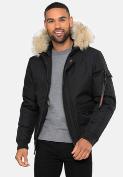 Threadbare - ORBISTON - Winterjacke - schwarz