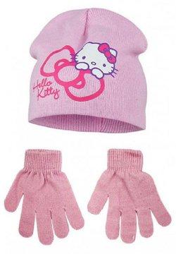 Hello Kitty - SET OF 2 - Mütze - rosa