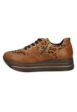 IGI&CO - Sneakers basse - cuoio