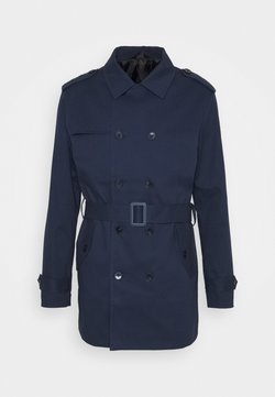 Jack & Jones PREMIUM - PALMER - Trench - navy blazer