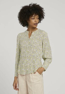 mine to five TOM TAILOR - BLOUSE FEMININE PRINTED - Bluse - mellow yellow