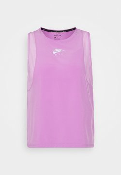 Nike Performance - AIR TANK - Débardeur - violet shock/reflective silver