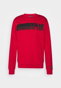 Replay - Sweatshirt - red