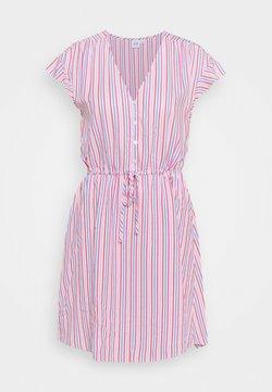 GAP - DRESS - Jeanskleid - blue/pink