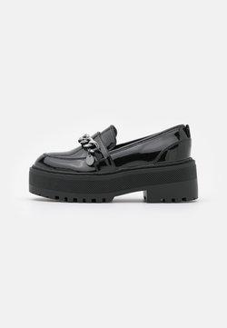 Even&Odd - Platåpumps - black