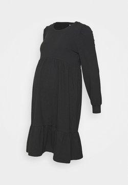 MAMALICIOUS - MLCARLY DRESS  - Vestido ligero - black