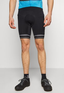 ODLO - SHORT ZEROWEIGHT - Tights - black