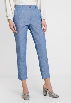 GAP - V-GIRLFRIEND  - Chinosy - indigo chambray