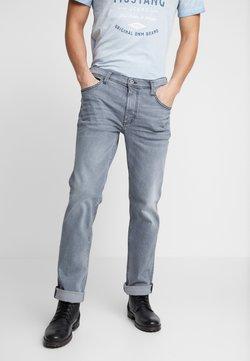 Mustang - WASHINGTON - Slim fit jeans - denim black