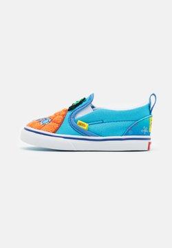Vans - TD VANS X SPONGEBOB SLIP-ON V UNISEX - Scarpe senza lacci - multicolor