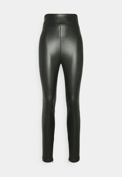 Guess - PRISCILLA - Leggings - Hosen - jet black