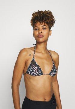 DORINA - MOMBASA - Bikini-Top - black