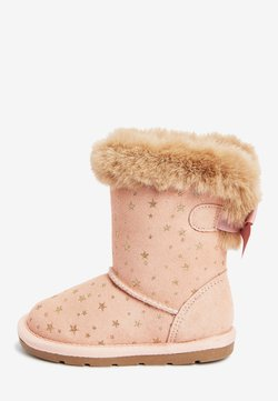 Next - PULL-ON - Snowboot/Winterstiefel - pink