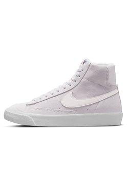 Nike Sportswear - BLAZER MID '77 SUEDE BG - Zapatillas altas - lt violet/lt violet/white/white