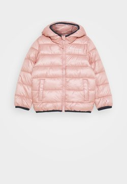 Champion - LEGACY OUTDOOR HOODED JACKET UNISEX - Talvitakki - light pink