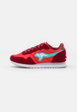KangaROOS - INVADER  - Sneakers laag - red