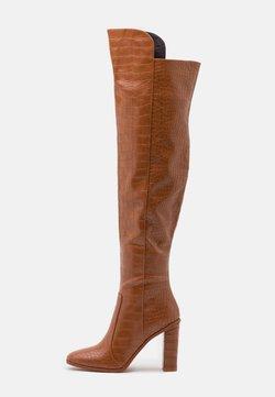 RAID - CYNTHIA - High heeled boots - brown