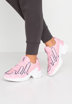 adidas Originals - EQT GAZELLE RUNNING-STYLE SHOES - Baskets basses - true pink/tech mint