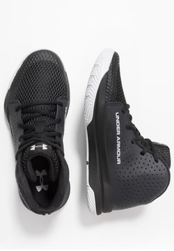 Under Armour - JET 2019 - Basketball shoes - black/halo gray