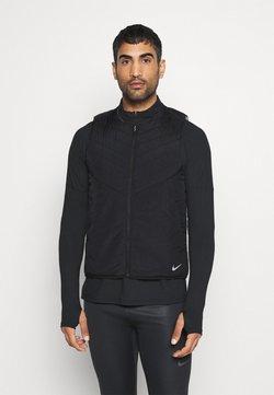 Nike Performance - VEST - Chaleco - black/reflective silver