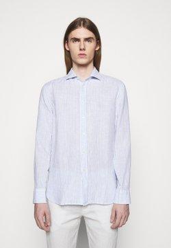 120% Lino - SHIRT SLIM FIT - Hemd - white