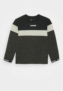 Hummel - HMLBRANDON - Sweater - black olive