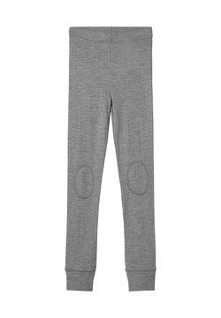 Name it - Caleçon long - grey melange