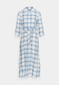 JDY - JDYSTAY MIDCALF DRESS - Maxi-jurk - cashmere blue