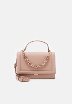 ALDO - YAEWIA - Handbag - blush/rose gold-coloured