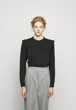Bruuns Bazaar - PRALENZA HAYLIN SHIRT - Camicia - black