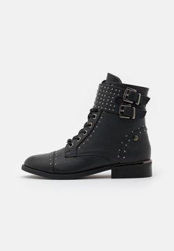 XTI - Cowboy-/Bikerlaarsjes - black