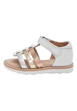 Next - WHITE LEATHER FISHERMAN'S SANDALS (YOUNGER) - Outdoorsandalen - white