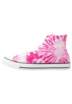 Converse - CHUCK TAYLOR ALL STAR - Sneaker high - cerise pink/game royal/white