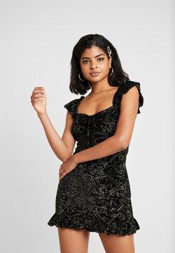 NEW girl ORDER - CONSTELLATION DRESS - Cocktailkleid/festliches Kleid - black
