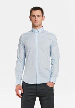 WE Fashion - SLIM FIT STRETCH - Hemd - light blue