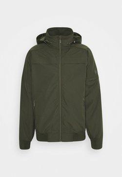 Regatta - MONTEL - Regenjacke / wasserabweisende Jacke - dark khaki