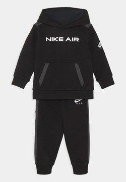 Nike Sportswear - AIR SET - Trainingspak - black