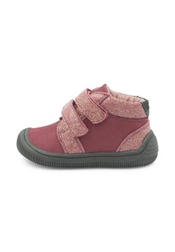 Woden - TRISTAN PEARL - Baby shoes - light red