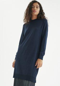 InWear - NOVELLA - Vestido de punto - marine blue