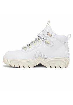 DC Shoes - NAVIGATOR - Snowboots  - white/black/white