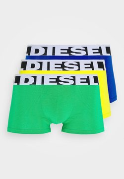 Diesel - SHAWN 3 PACK - Shorty - blue/green/yellow