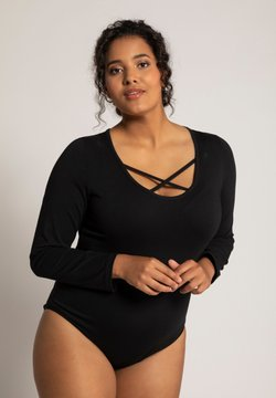 Ulla Popken - Body - schwarz